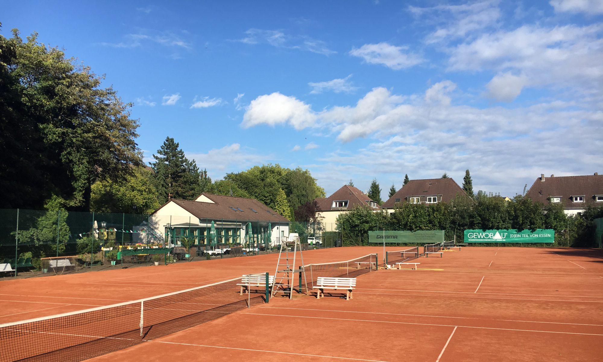 Christian Findeisen, Ihr Tennistrainer in  Essen